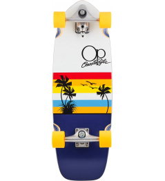 Ocean Pacific Sunset (29.5 "