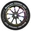 Metal Core Thunder 120 mm Rainbow Wheel