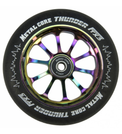 Metal Core Thunder 120 mm Rainbow Wheel