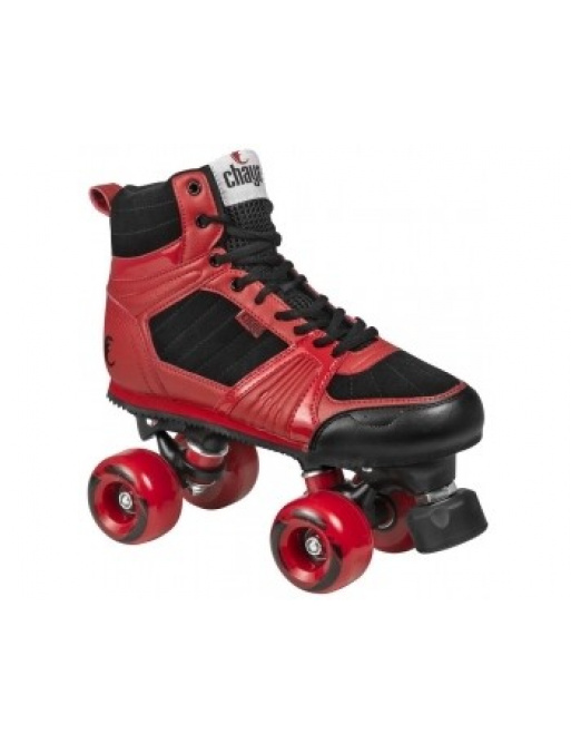 Patines en linea Chaya Quad Jump Red