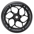 Fasen 120 mm rueda negro-negro