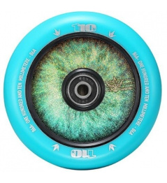 Kolečko Blunt Hollow Core 110mm Glow Eye hologram