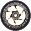 Rueda Striker Lux 100mm Gold Chrome