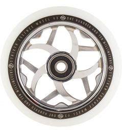 Wheel Striker Essence V3 Blanco 110mm Cromado