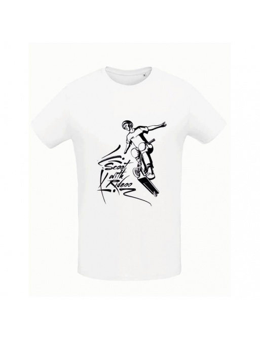 Rideoo No Hander T-shirt S