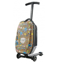 Micro Luggage II por Steve Aoki Sound2go