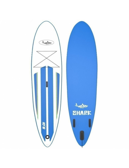 Paddleboard SHARK Allround cross 10'6''x30''x6'' 2020