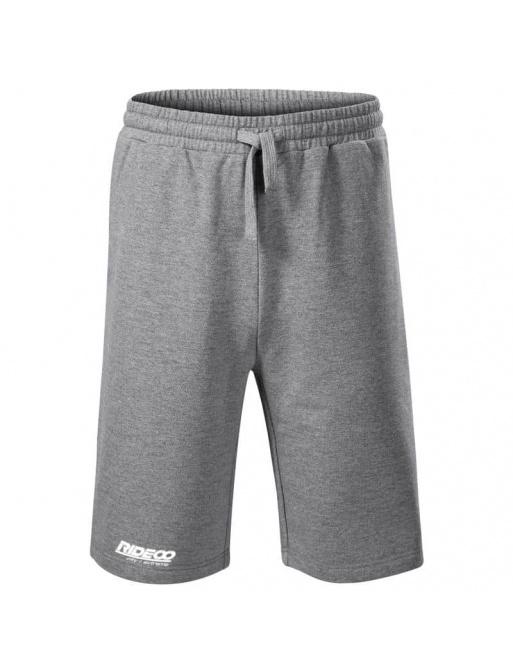 Rideoo Logo Shorts Grey M