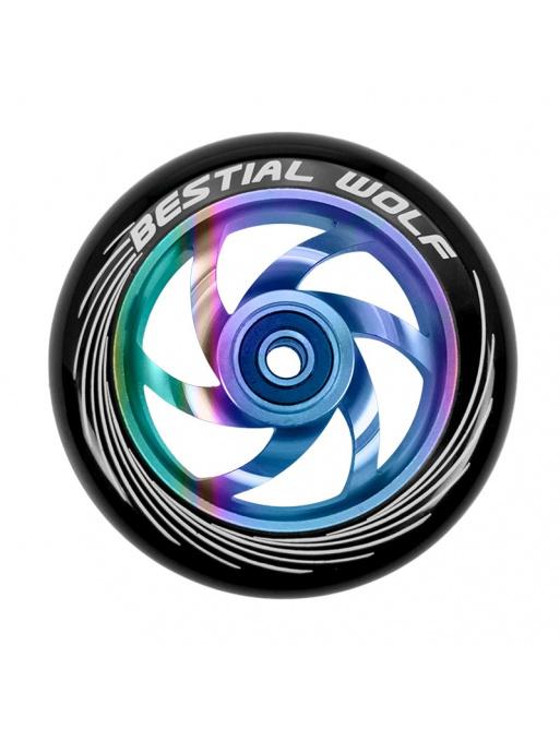 Rueda Bestial Wolf Twister 110mm Rainbow