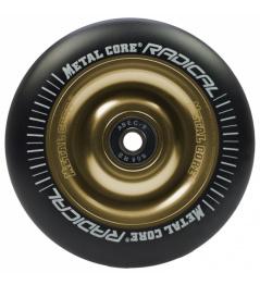 Metal Core Radical 110 mm hierro fundido negro
