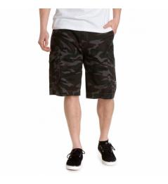 Pantalones cortos Meatfly Icon H camuflaje gris 2020 vell.32