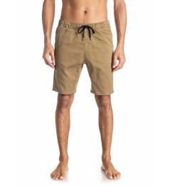 Pantalones cortos Quicksilver Fonic tmp0 plomo 337 Gris 2017 vell.M