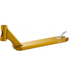 Apex Pro Scooter Deck (51cm   Dorado)