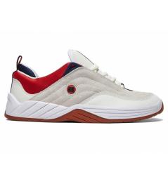 Boty Dc Williams Slim S white/navy/red 2020 vell.EUR42,5
