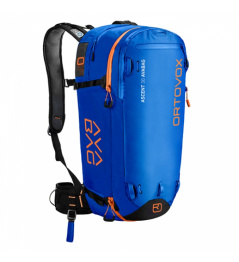 Mochila Ortovox Ascent 30 azul Avabag KIT