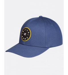 Gorra Billabong Walled Snapback azul marino 2018