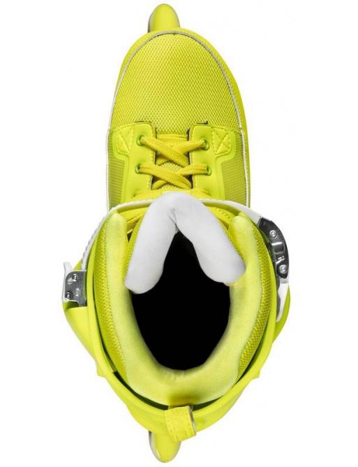 Kolečkové brusle Powerslide Swell Yellow Flash 110