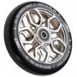 Blunt 120 mm Lambo rueda plateada