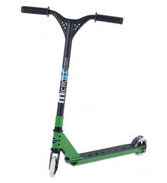 Micro MX Trixx freestyle scooter verde