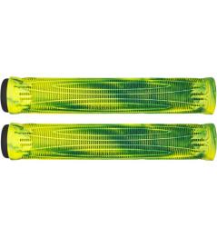 Puños AO Swirl Verde / Amarillo
