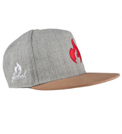 Chilli Global Snapback Gray