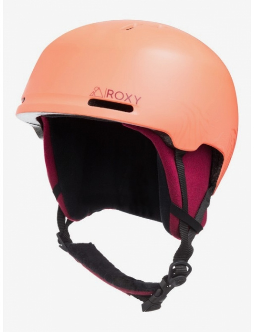Casco Roxy Kashmir 050 mhf0 fusion coral 2020/21 mujer vell.53-55cm