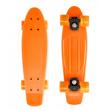 Street Surfing Skateboard BEACH BOARD Gnarly Sunset, naranja