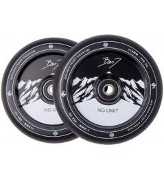 Striker Benj No Limit ruedas 110mm negro 2pcs