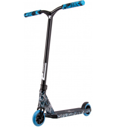 Freestyle Scooter Root Type R Negro / Azul / Blanco