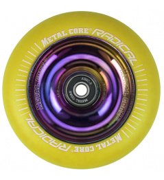 Metal Core Radical Rainbow 110 mm amarillo