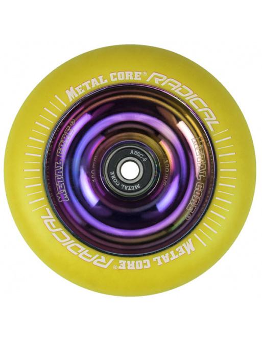 Metal Core Radical Rainbow 110 mm amarillo