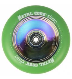 Disco núcleo metálico Rueda verde 110 mm